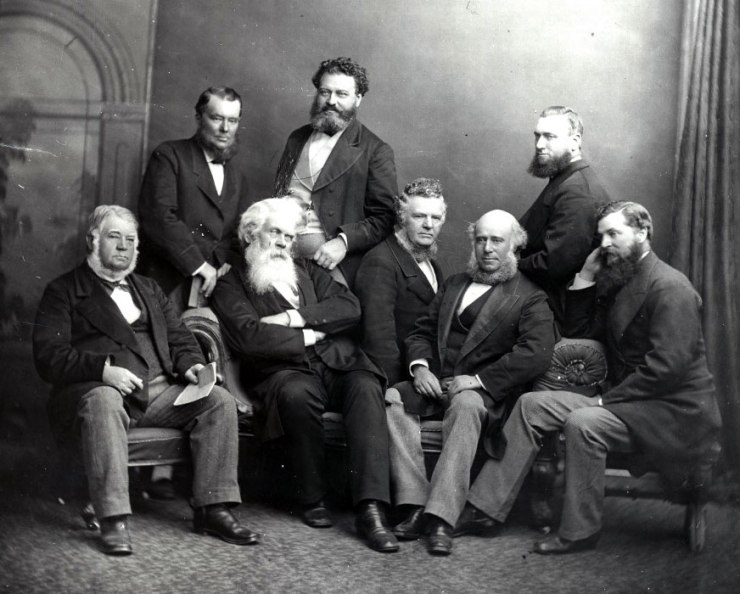 bearded-men group