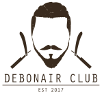 debonair club logo no BG