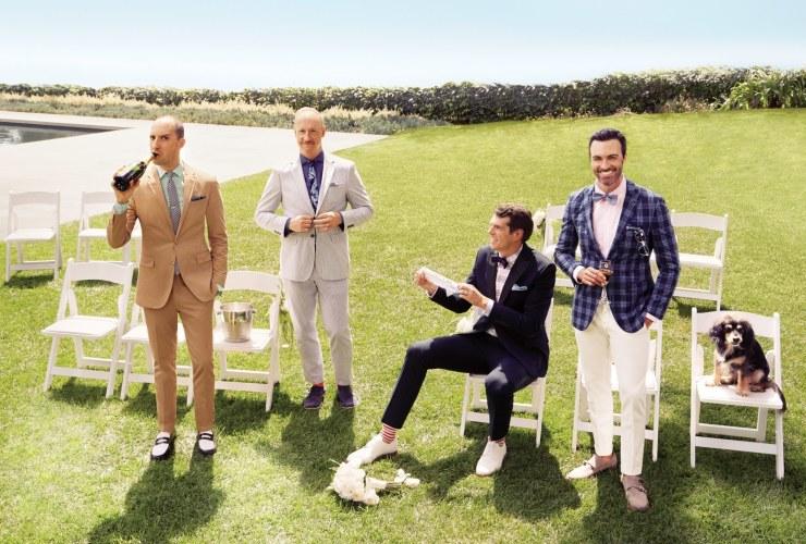 wedding dress code tout